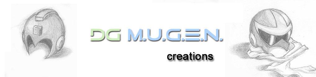 DG Mugen Creations